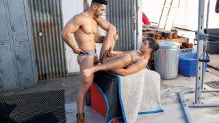 Making Moves, Scene 1 - Arad Winwin & Angel Rivera
