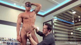 Brad's Private Strip Show - Raw