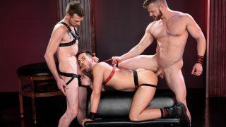 Deep In the Club, Scene 1 - Brian Bonds, Alex Killian & Mike Monroe