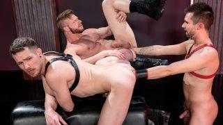 Deep In the Club, Scene 2 - Brian Bonds, Alex Killian & Mike Monroe
